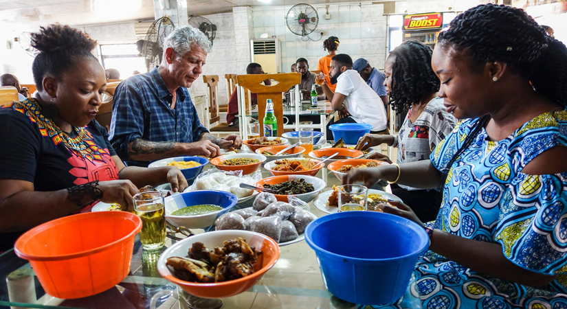 Anthony Michael Bourdain